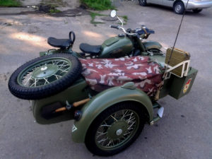 buy military motorcycle