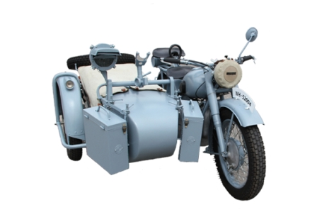 Cossack motorcycle Dnepr